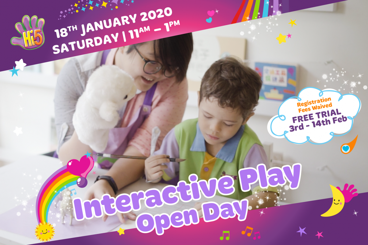 Open Day (Web Event Page)