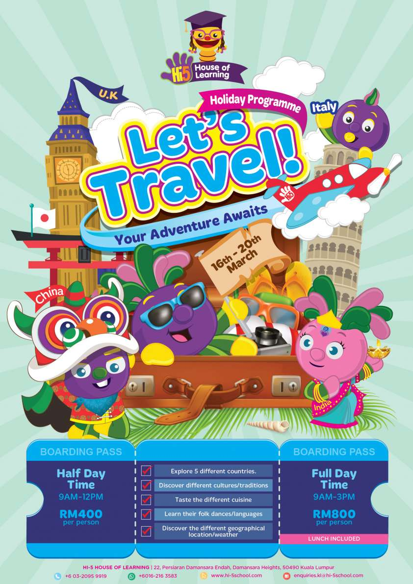 HOL Holiday Programme Lets Travel-01 (1)